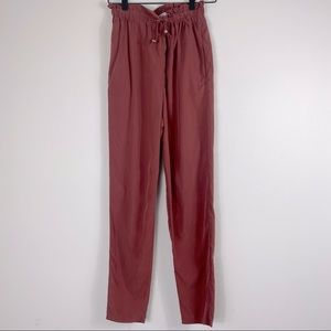 & Other Stories Paper Bag Drawstring Pants Trouser